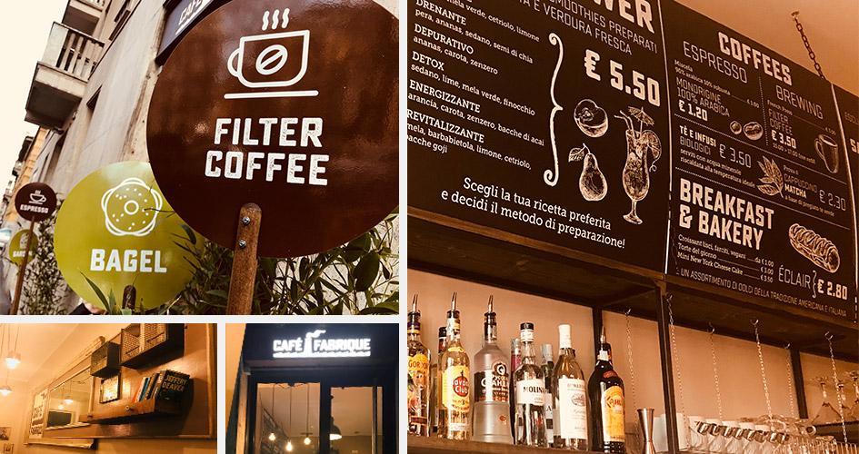 Café Fabrique negozio