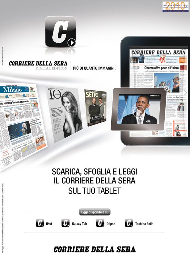 Corriere della Sera Digital Edition