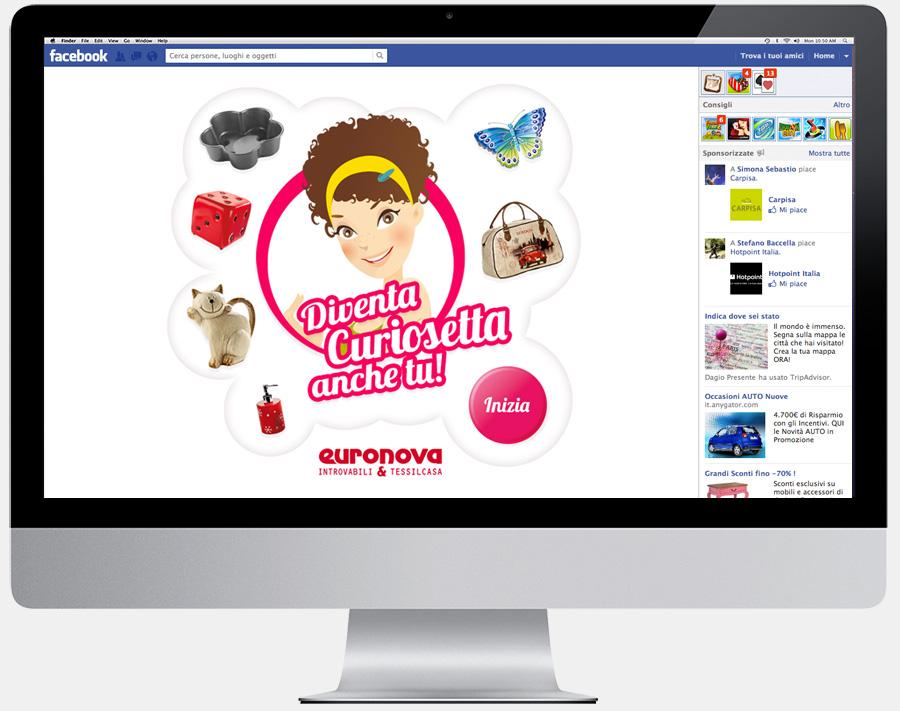 Curiosetta App