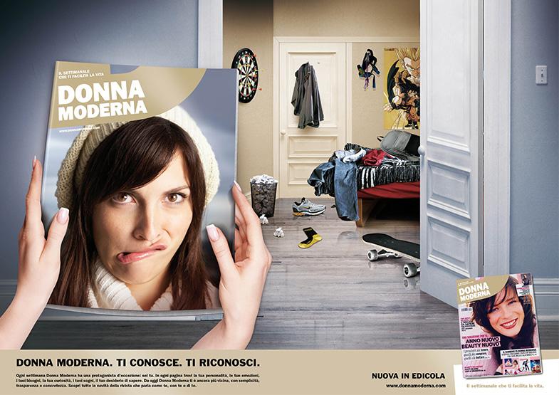 Donna Moderna beige