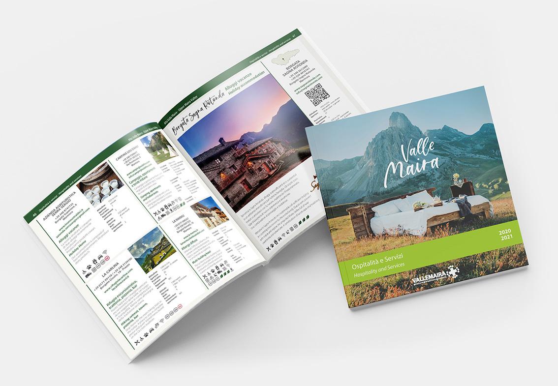 Brochure Ospitalità Valle Maira